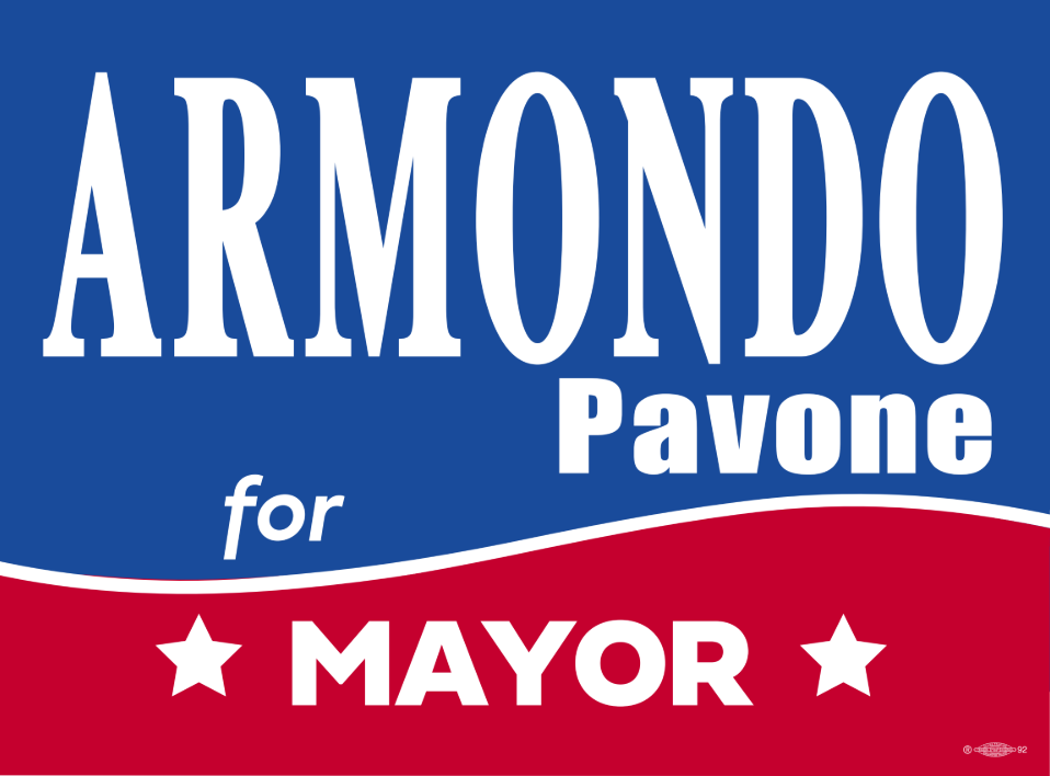 Armondo For Mayor